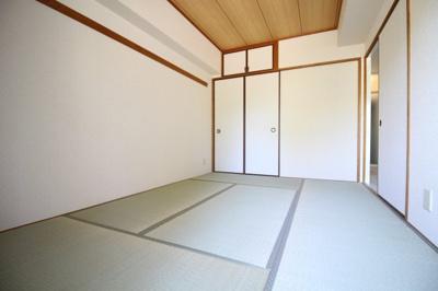 【和室】ヴィラ六甲道