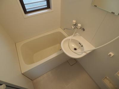 【浴室】フローラ本山