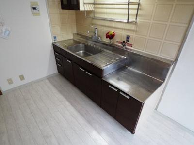 【キッチン】フローレス芦屋