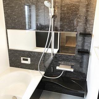 【施工例】浴室 システムバスで快適なバスタイム! さらに浴室乾燥機もございますのでいつも清潔!