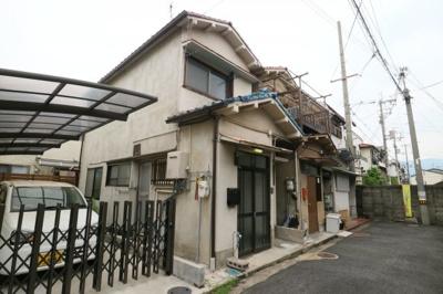 【外観】西山本町6丁目戸建貸家
