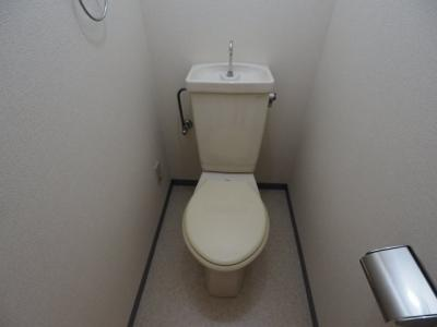【トイレ】ベクベーム本山