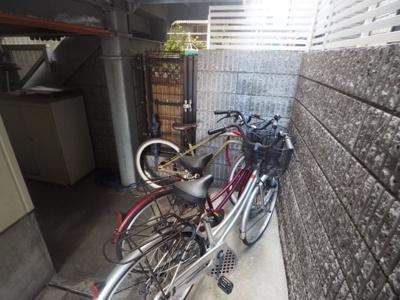 【駐車場】ベステップ魚崎