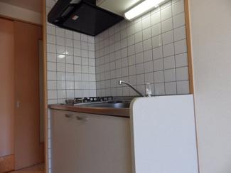 【キッチン】パレット駅西