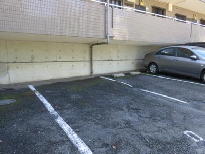 【駐車場】キャムパークハウス