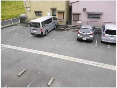 【駐車場】リーブ平田