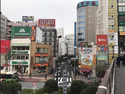 ※五反田駅周辺の写真となります。