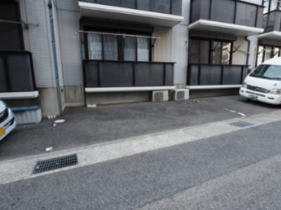 【駐車場】宝泉御影中町ハイツ