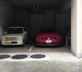 【駐車場】カーサ土佐堀