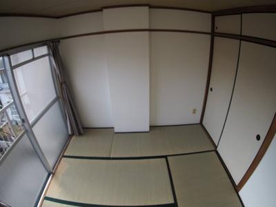 【寝室】ホリオマンション