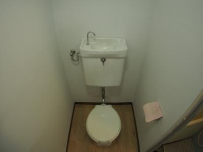 【トイレ】ホリオマンション