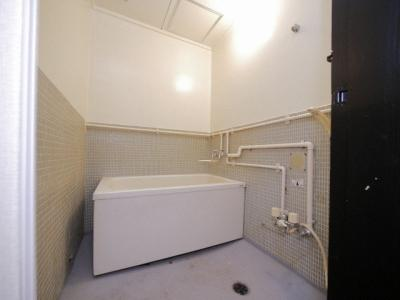 【浴室】朝日レジデンス