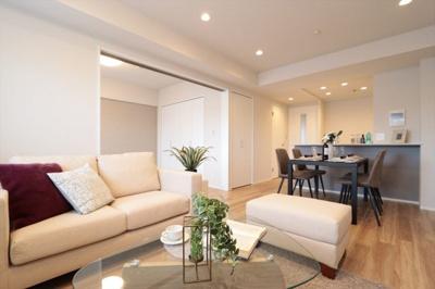 【外観】キャニオングランデ大島 リ フォーム済 67.20㎡ 3階