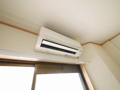 エアコン完備で快適にお過ごし頂けます。