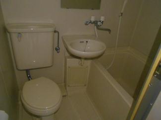 【浴室】天神リバーサイドマンション