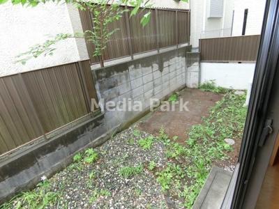 【庭】宮前区有馬戸建