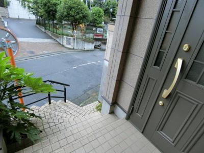 【エントランス】宮前区有馬戸建