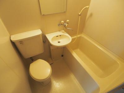 【浴室】フラッツ・エクシード