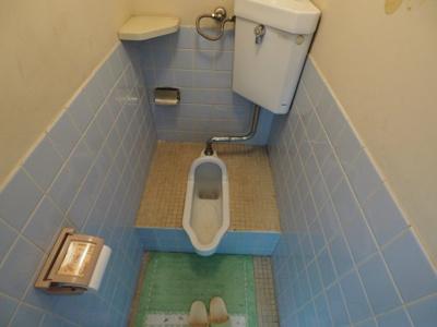 【トイレ】マンション板倉