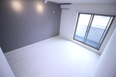 【寝室】フジパレス長栄寺Ⅲ番館