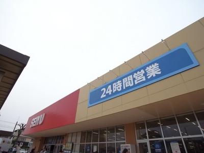 スーパーSEIYU24時間営業!