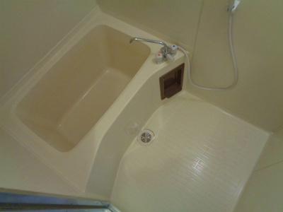 【浴室】サニーハイツ針中野
