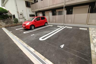 【駐車場】クレイノアンサンク