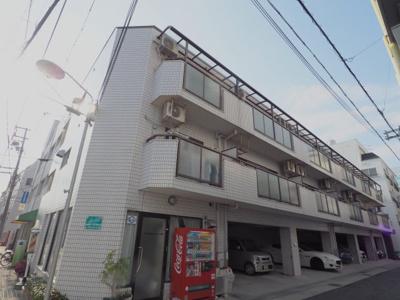 【外観】御影マンション東館