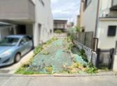 世田谷区羽根木1丁目 建築条件なし土地の画像