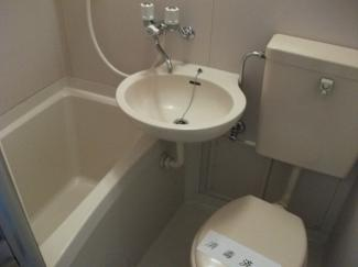 【浴室】コーポミルフィー