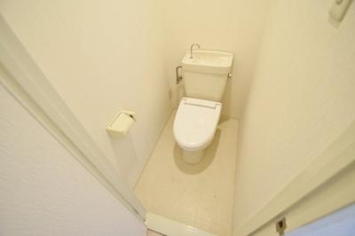 【トイレ】プレアール本郷