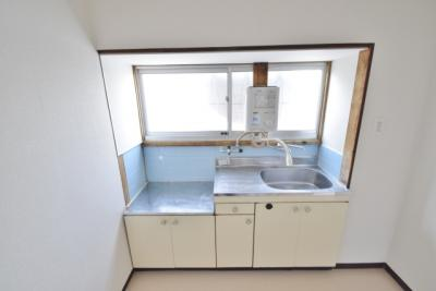 【キッチン】高鷲5丁目貸家