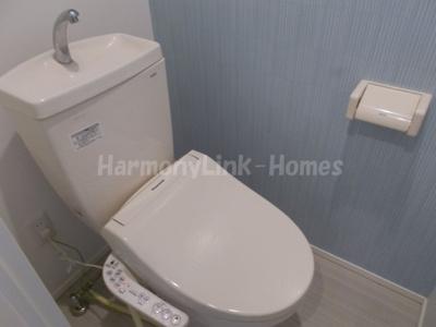 メゾン品川のトイレもきれいです☆