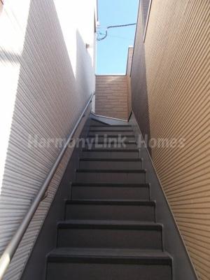 メゾン品川の階段☆