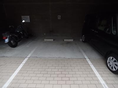 【駐車場】ワコーレ六甲アーベイン