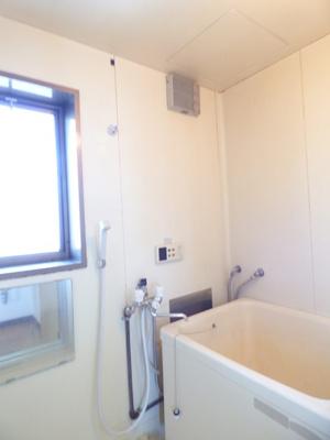 【浴室】シティハイムコーポフジ