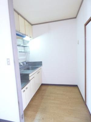 【キッチン】シティハイムコーポフジ