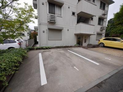 【駐車場】iスクエアwish