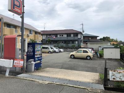 【外観】セレノモータープール