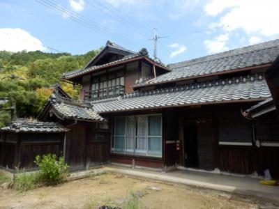 【外観】畑内中古住宅