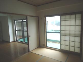 【和室】移瀬ガーデン壱番街 4階