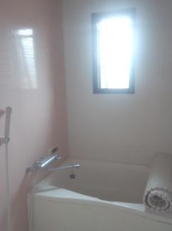 【浴室】移瀬ガーデン壱番街 4階