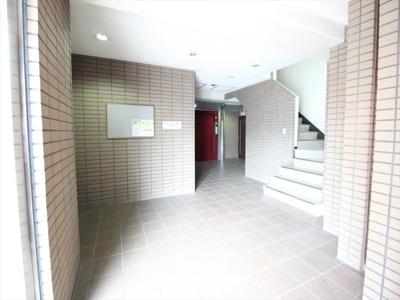 【エントランス】旭町武井ビル