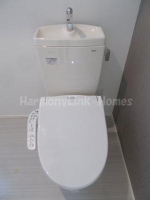 ハーモニーテラス関町北のコンパクトで使いやすいトイレです☆
