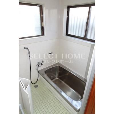 【浴室】上地一丁目貸家