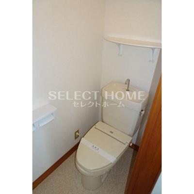 【トイレ】上地一丁目貸家