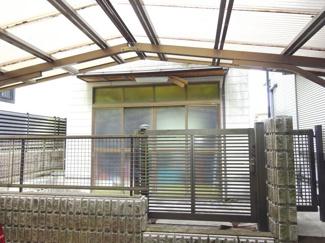 敷地内倉庫(事務所)