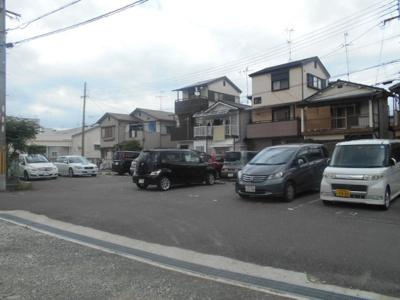 【外観】川西山口モータープール
