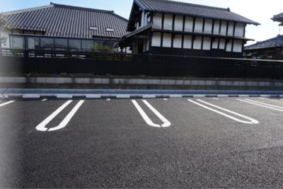 【駐車場】ソル・パラーシオⅡ