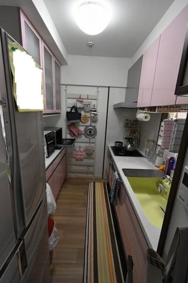 【キッチン】リーベスト小笹 東棟